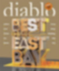 2016 Best of the East Bay Award