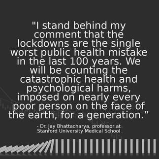 Worst Public Heath Mistake