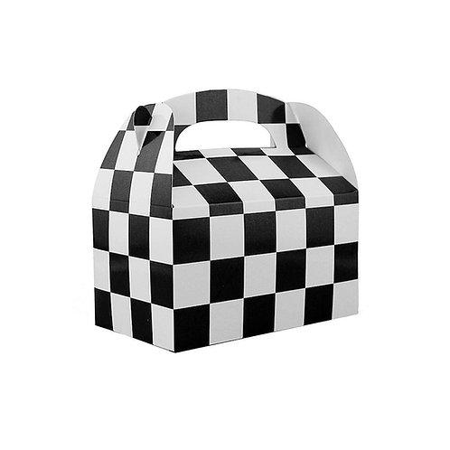 Checkered Gable Box
