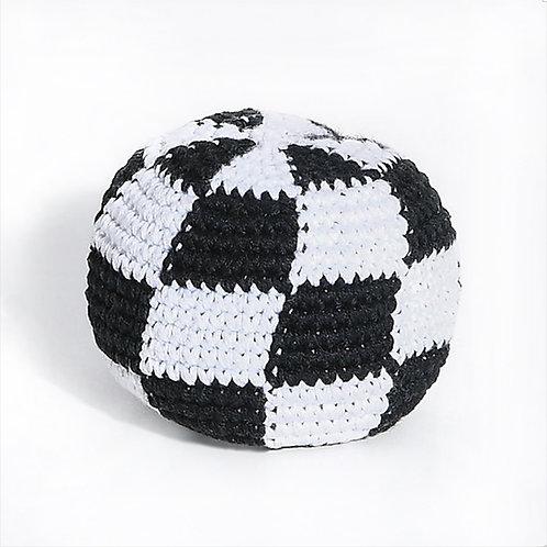 Checkered Hacky Sack