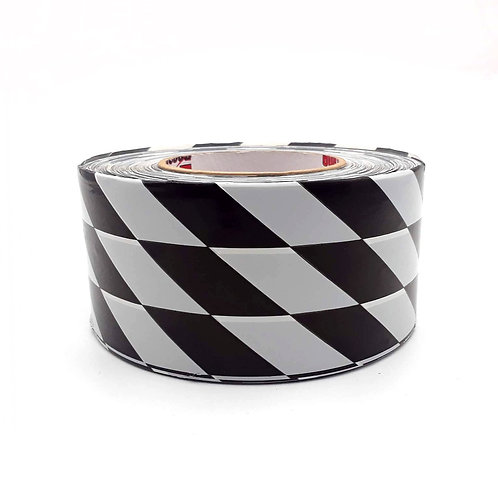 Checkered Barrier Tape