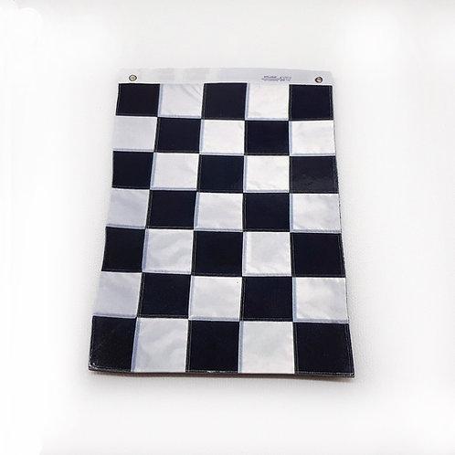 Race Flag Fridge Magnet