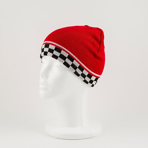 Checkered  Kids Beanie