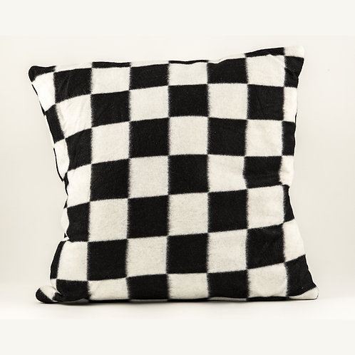 Fleece Throw Pillow