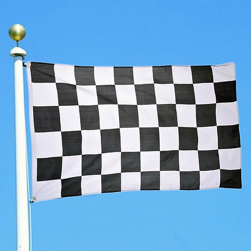 Serious Flagpole Flag