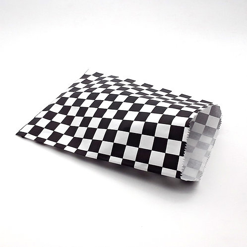 Checkered Paper Bags (8)