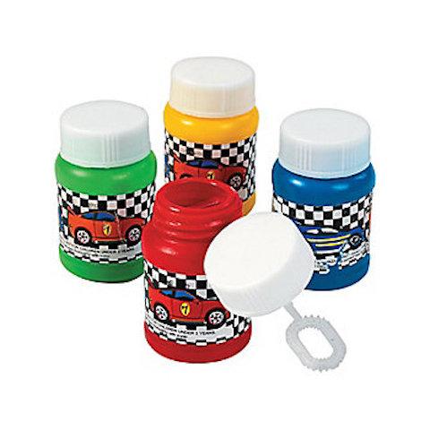 Race Car Blow Bubbles