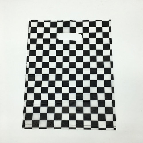 Checkered Party Bags(6)