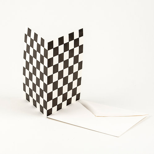 Checkered Everything Card (4)