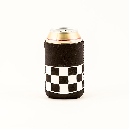 Checkered Can Cover