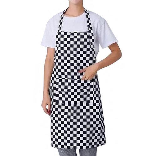 Checkered Apron