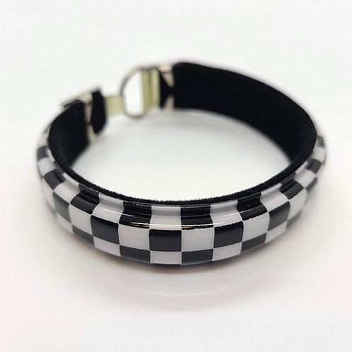 Checkered Fashion  Bracelet