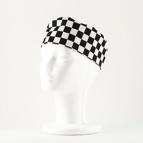 Checkered Chefs Beanie