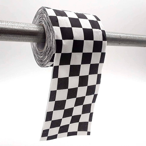Checkered Racing Toilet Paper