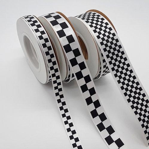 Fancy Checkered Ribbon