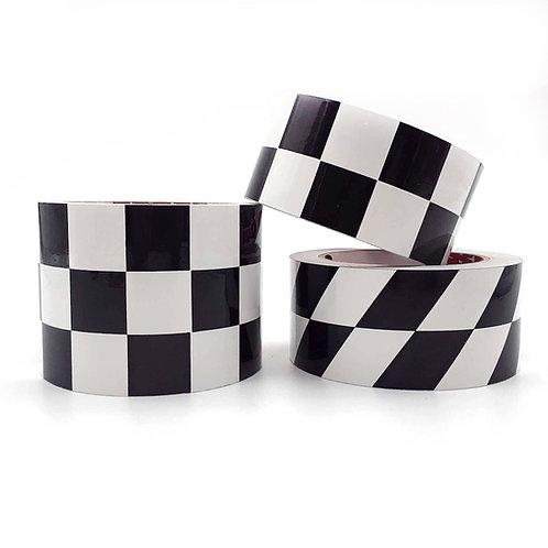 Sticky Checkered Tape