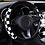 Thumbnail: Checkered Steering Wheel Cover