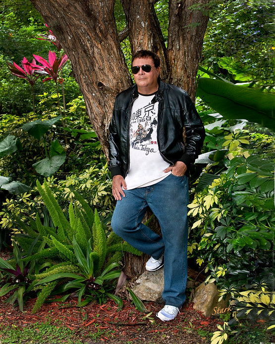 Lyle Howard - writer, vacationing before his new book comes out
