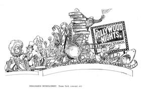 Universal Studios DESIGN