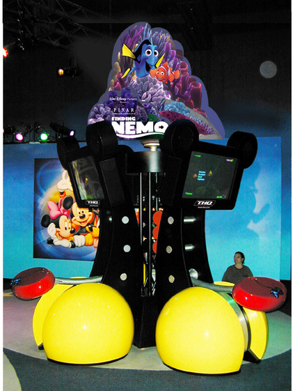 Nemo Interactive Kiosk DESIGN