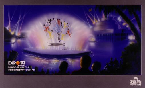 Radio City - Expo SEVILLE 92