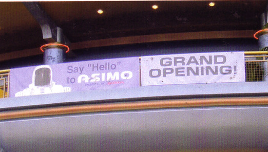ASIMO Grand Opening for 50th Anniversary