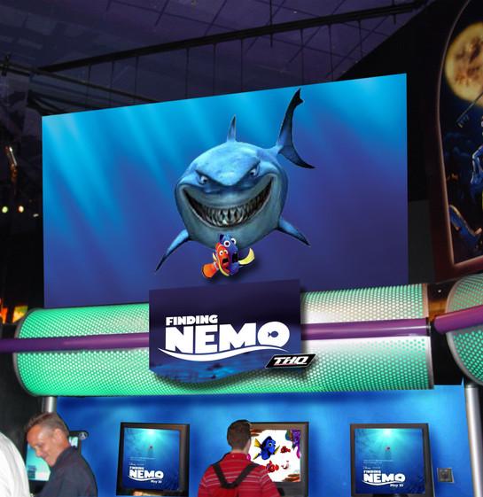 Nemo Video Interactive DESIGN WDW.