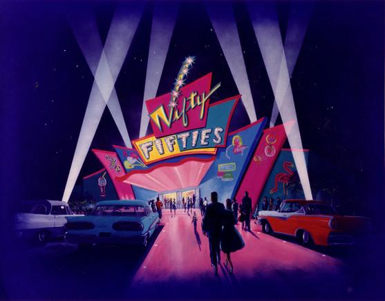 Nifty Fifties DESIGN: Ride & Show