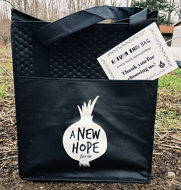 ANH Insulated Grocery Tote