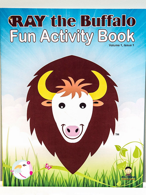 Fun Activity Book / Coloring