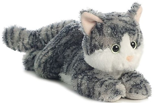 Cat stuffed animal (Jazper)