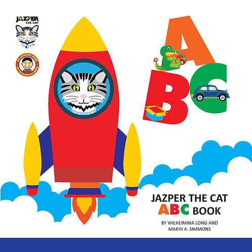 Jazper the Cat ABC book