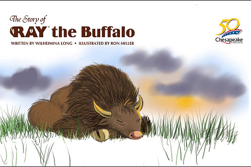 The Story of RAY the Buffalo - PARKS EDITION