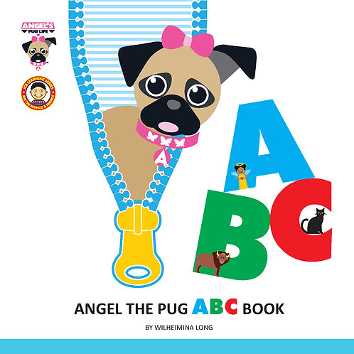 Angel the Pug ABC book