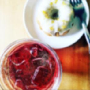 Nigella Lawson approved vegan bundt cakes and drinks