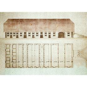 Historische Klosterscheune, St. Urban (LU)
