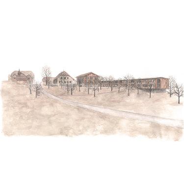 Projekt «Hostett», Murhof (LU)