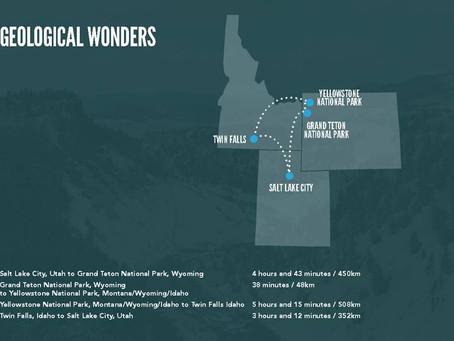 Uncover the Geological Wonders of Utah – Wyoming - Idaho