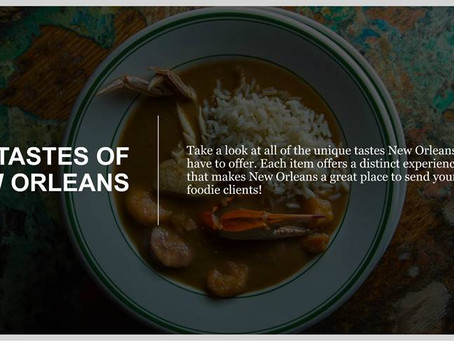 Still Hungry? Get to Know NOLA (New Orleans, LA)