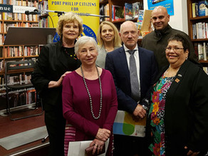 Reconciliation Group Writing Competition awards night