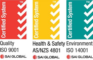ISO Logos Nov 2018 with SAI Global small
