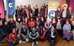 National Sorry Day, 26 May 2015, at the South Melbourne Community Centre.