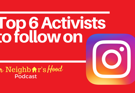 Top 6 Activists to Follow on Instagram