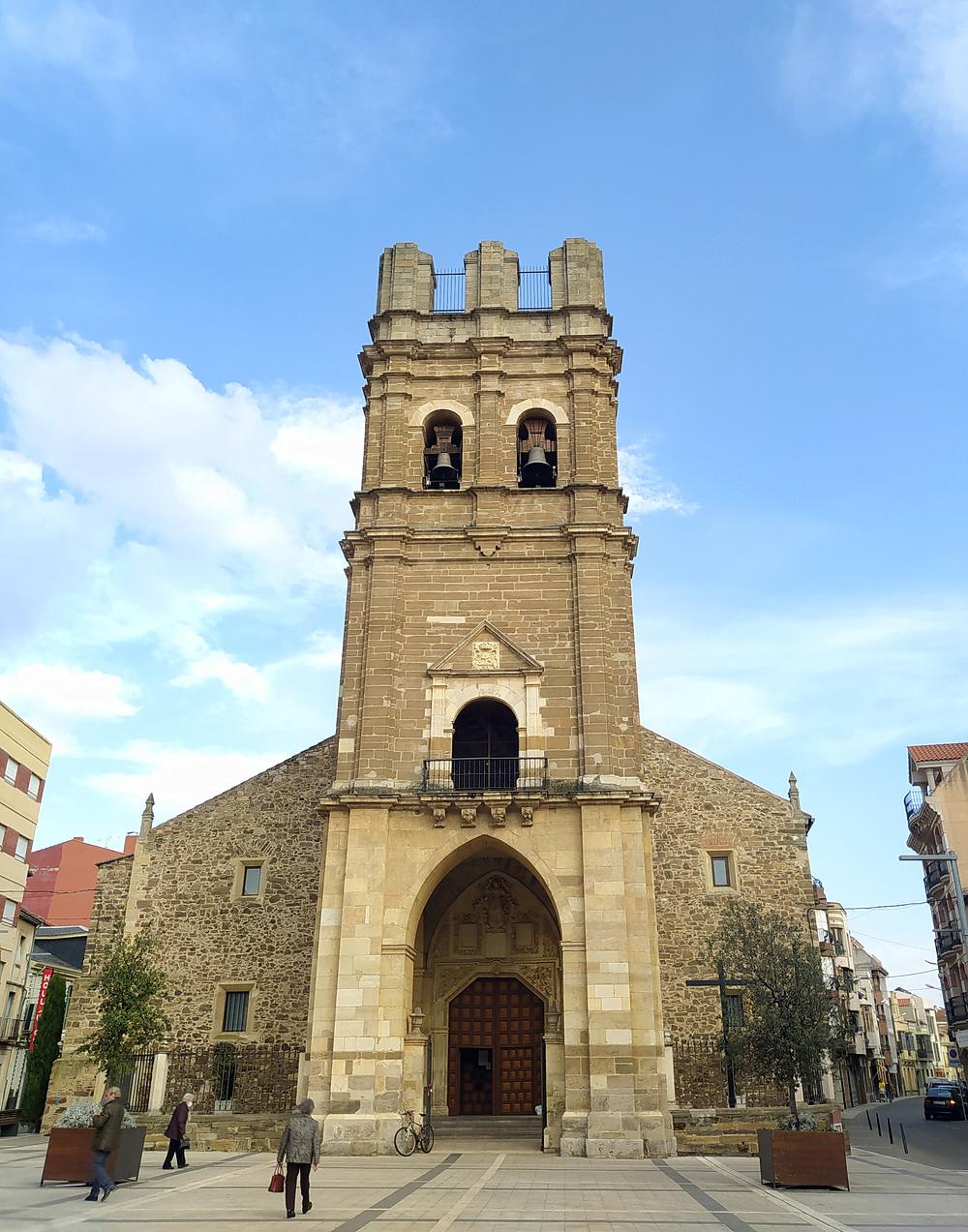 Iglesia de Santa María. La Bañeza.