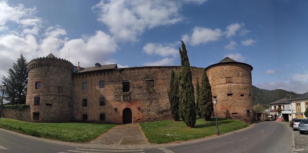 Castillo del Marquesado de Villafranca.