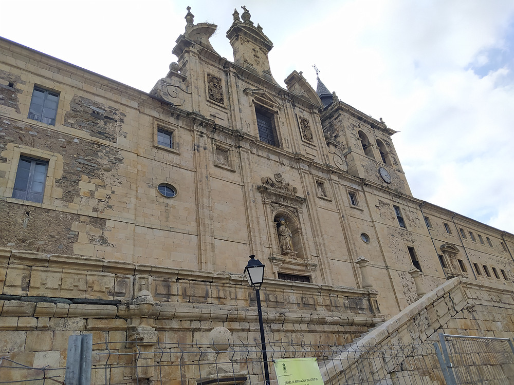 Convento de San Nicolás el Real.