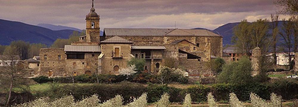 Monasterio de Santa María de Carracedo. Fuente: Turismo Castilla y León