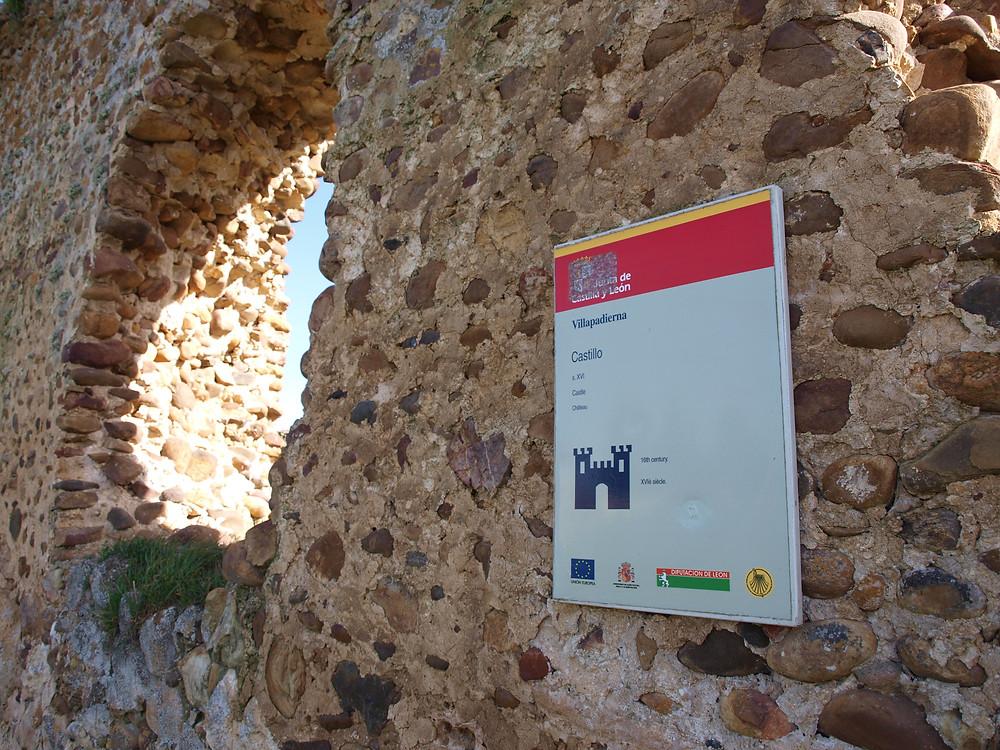 Castillo de Villapadierna