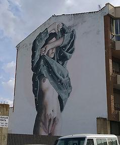 Graffiti de La Bañeza