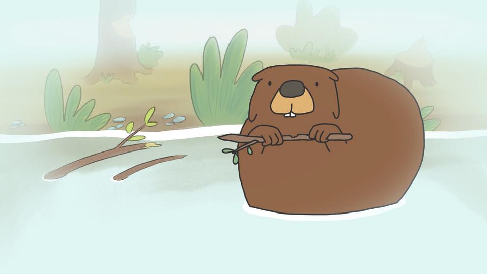 Think Like A Beaver